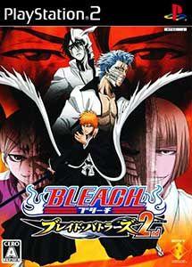 jogo bleach blade battlers 2 ps2