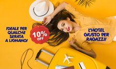 Speciale ragazzi: Ideale per qualche serata a Lignano! Abbiamo attivato l'offerta RESTART che consente di risparmiare il 10% per chi prenota in anticipo.