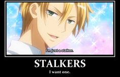 Usui Takumi - Kaichu Wa Maid-sama . I want a stalker like him too .