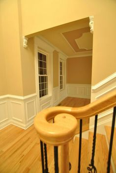 Corbels. Find the perfect architectural elements for your stairway at www.udecor.com
