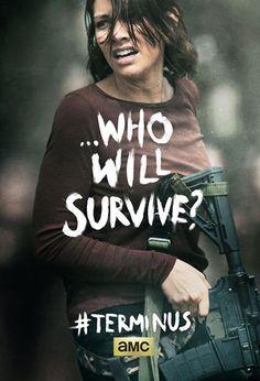 The Walking Dead season 5 Maggie
