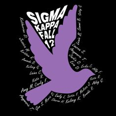 Sigma Kappa, Sorority, Pledge Class Shirt, Senior Shirt, T-Shirt *All designs can be customized for your organization or chapter's needs!