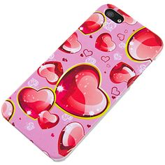Slim Back Cover for iPhone 5, Dream Hearts