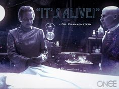 """""""It's Alive!"""" - Dr. Frankenstein from Once Upon A Time..I love this program.Please check out my website thanks. www.photopix.co.nz"""