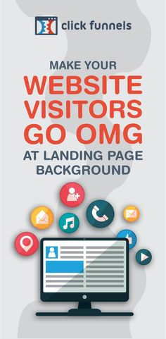 """""""Oh-M-Gee! This is the best site I've seen to date."""" Or """"OMG what's going on here?"""" What OMG reaction does your landing page evoke. Let's talk the ways! From when you should use a clean white background, and when should you use fancy stock images, or draw something unique. Determine your best landing page with this blog. Best Landing Pages, List Of Brands, Page Background, Google Image Search, Diy For Men, One Dollar, Color Psychology, Marketing Materials, Page Design"""