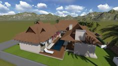 Earp Construction develops and sells properties in George on the Garden Route in South Africa. There are a range of design styles and sizes to suit your budget. Earls Court, Design Your Dream House, Property For Sale, South Africa, Bali, Construction, Lifestyle, Building