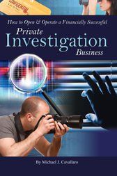 Buy, download and read How to Open & Operate a Financially Successful Private Investigation Business ebook online in EPUB format for iPhone, iPad, Android, Computer and Mobile readers. Author: Michael Cavallaro. ISBN: 9781601387486. Publisher: Atlantic Publishing Group. With a massive upside and potential for growth, the private investigation industry has been booming for years. Self-employment opportunities are up and private investigation in particular is up by mor