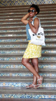 style-wam-yellow-flowers-dress-summer-look-afrolifedechacha