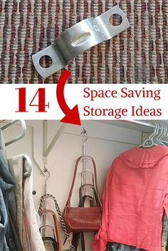 14 space saving storage ideas that will make your house feel much bigger