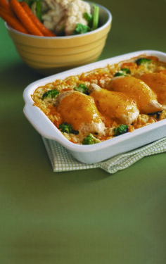 Creamy%20Chicken%20and%20Rice%20Bake