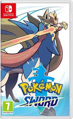 Pokémon Sword for Nintendo Switch - Nintendo Game Details Pokemon Live, Pokemon Rpg, Nintendo Pokemon, Pokemon Games, Nintendo Switch System, Nintendo Switch Games, Marvel Ultimate Alliance 3, Playstation, Shopping