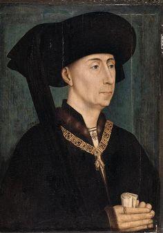 Philip the good - Dijon – Rogier van der Weyden — Wikipedia