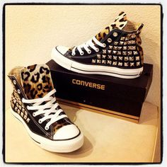 These are awesome & I love leopard or cheetah.