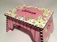 Childs Stool Chair