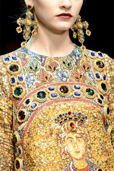 Dolce and Gabbana Fall 2013 rtw