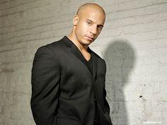 Vin Diesel, actor (African American, Caucasian American)