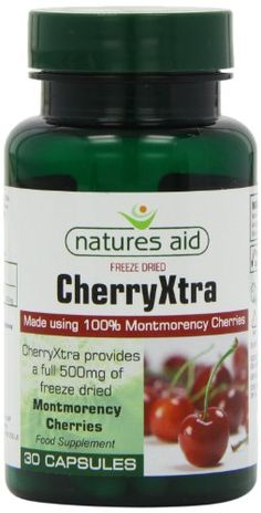 The Product Natures Aid Health 500mg CherryXtra – Pack of 30 Capsules  Can Be Found At - http://vitamins-minerals-supplements.co.uk/product/natures-aid-health-500mg-cherryxtra-pack-of-30-capsules/