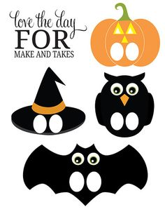 free+halloween+puppet+printable