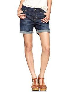 May - Denim shorts - GAP - $25 (originally $49.95)