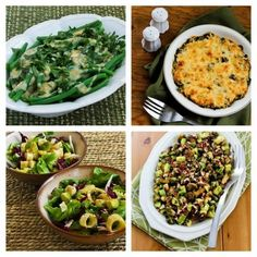 South Beach Diet Phase One Recipes Round-Up for November 2013 (Low-Glycemic Recipes) [from Kalyn's Kitchen] #LowGlycemicRecipes