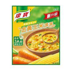 《康寶》新金黃玉米濃湯(64gx2包/組)