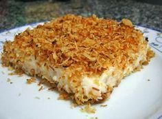 Greek Sweets, Greek Desserts, Greek Cake, Lasagna, Dessert Recipes, Cooking Recipes, Ethnic Recipes, Food, Cakes