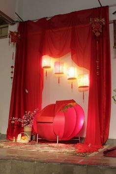 lampion chair by granitha