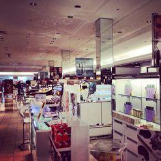 #macys #clinique #cosmetic counter