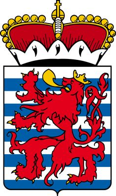 Coat of arms of the Province of Luxembourg (Belgium)