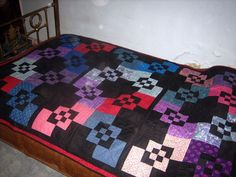 Quilts Designed with Squares and Rectangles