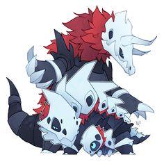 Pokemon Memes, Pokemon Fan Art, New Pokemon, Pokemon Fusion, Pokemon Stuff, Character Inspiration, Character Art, Character Design, Japanese Mythology