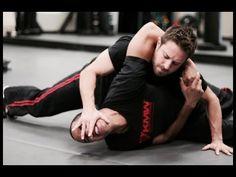 #KravMaga Training with AJ Draven of Krav Maga Worldwide - Headlock Defense on the Ground - Ep. 34