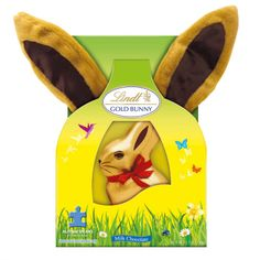 Lindt Gold Bunny All Ears #easter #sweets