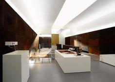 Meiré und Meiré: Elemental Spa Ritual Architecture