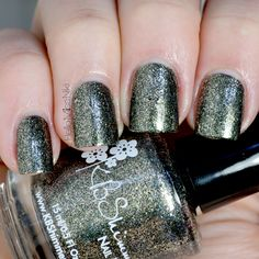 KBShimmer Birthstone Collection - Black Pearl