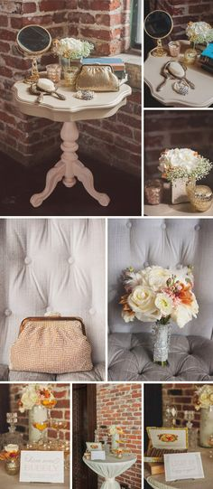 This retro styled shoot from Sarah Hays is inspired by old Hollywood glam and Art Deco. By combining lavish luxury and eclectic details, this gorgeous throw back is perfect inspiration for a modern bride looking to do something a little out of the box.