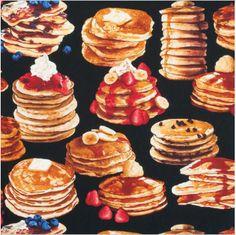 Pancake Fabric