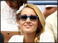 Who is Jelena Ristic? Girfriend of current number one ranked tennis player in the world - Novak Djokovic  http://whoandwhom.com/jelena-ristic/
