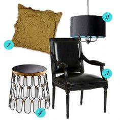 http://interiorapartment.me/2012/07/09/yellow-black-and-gold-decorating-classic-cheery-and-invigorating/