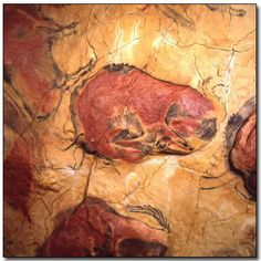 Pinturas rupestres en Altamira