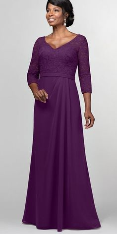 33 Plus Size Mother of the Bride Dresses - Alexa Webb Plus Size Gowns, Plus Size Party Dresses, Evening Dresses Plus Size, Tea Length Dresses, Mother Of The Bride Plus Size, Mother Of The Bride Gown, Mother Of Groom Dresses, Mob Dresses, Short Dresses