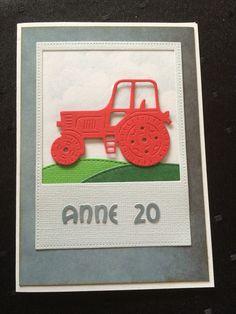 Traktor kort