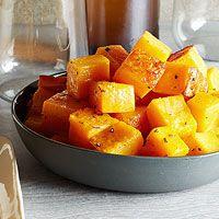 Simple Roasted Butternut Squash  Recipe