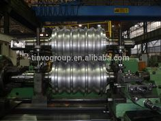 Graphite Chilled Cast Iron Work Roll for Cold Rolling Mill