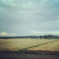 Pohjanmaa. Finland.