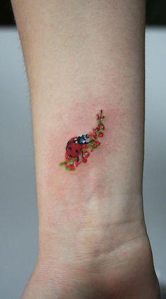 Ladybird Tattoo, want.