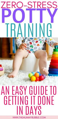 It is possible to potty train your child in a just a few days and not completely lose your mind. Check out these simple potty training tips for getting your toddler using the toilet with minimal accidents Potty Training Books, Toddler Potty Training, Toilet Training, Training Tips, Parenting Memes, Kids And Parenting, Parenting Advice, Toddler Fun, Toddler Stuff