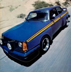 1977 Volvo 242 Turbo RoadSport