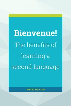 Looking for an effective way to build brain strength? Learning a second language offers mental, cognitive, and social benefits. Best of all, it's fun. Learning A Second Language, Learn A New Language, Aging In Place, Senior Living, Caregiver, Benefit, Health Care, Brain, Healthy Living