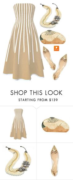 """Cocktail party"" by deeyanago ❤ liked on Polyvore featuring Nicholas Kirkwood, women's clothing, women's fashion, women, female, woman, misses, juniors and popmap"